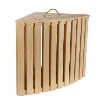 Ящик для белья комфорт 60х66х48 см добропаровъ