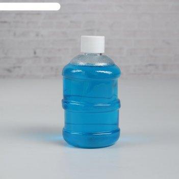 Лизун бутылочка, цвета микс