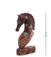 10-013-03 фигурка лошадь (батик, о.ява) бол 25см