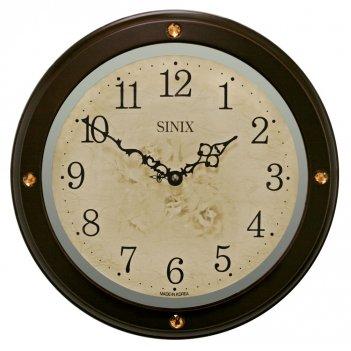 Часы настенные для дома и офиса sinix 5071