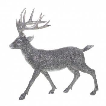 Фигурка декоративная олень, l39 w18 h39 см