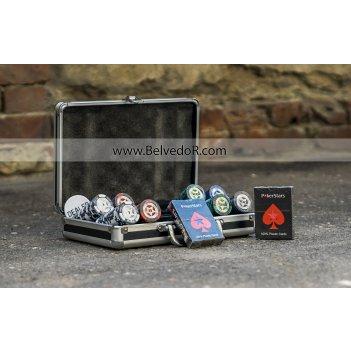 Stars 200 ultra - улучшенный набор для покера