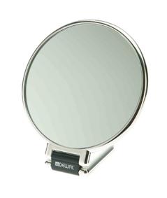 Зеркало настольное dewal на подставке размер 140*80*232мм