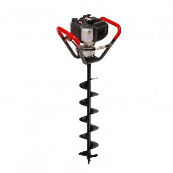 Мотобур ada grounddrill-2 со шнеком drill 150,бенз.,2х такт.,2.5л.с./1.8кв