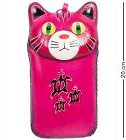 Bl-20/1 сумочка для телефона кот