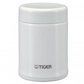 Термокружка для еды и напитков tiger mca-a025 milk white