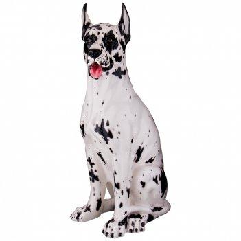 Декоративное изделие собака 43*35см. высота=90см.