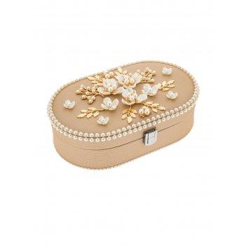 Шкатулка для ювелирных украшений calvani 23*15*7см