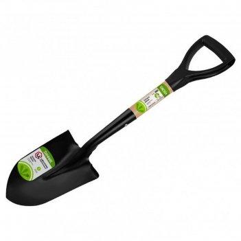 Лопата штыковая, с черенком, ручкой