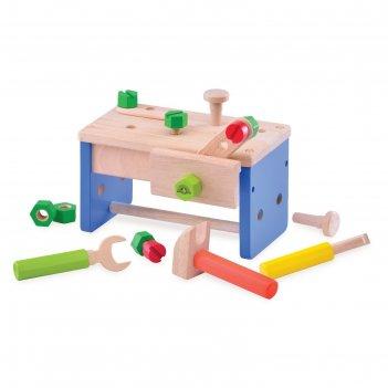 Игровой набор «столярная мастерская», с аксессуарами