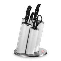 Набор ножей азия, 5 предметов, материал: нержавеющая сталь, размер: 26 х 1