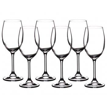 Набор бокалов для вина из 6 шт. клара 250 мл.