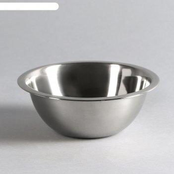 Миска  0,8л 16 см  глубокая [кухня]
