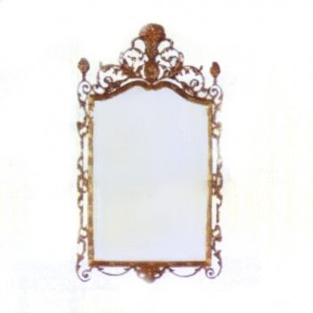 Зеркало в раме ешпига