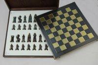 Шахматы сувенирные  мария стюарт
