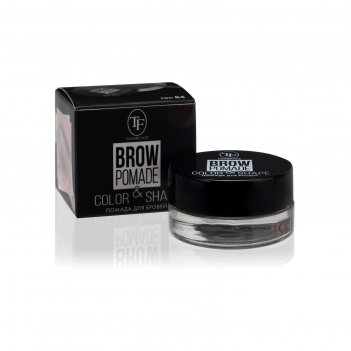 Помада для бровей tf brow pomade, тон 64 espresso