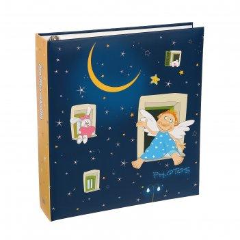 Фотоальбом магнитный 50 листов image art серия 202 детская микс 23х28 см