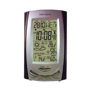 Цм-007 цифровая метеостанция, радиодатчик