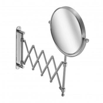 Зеркало настенное, увеличительное, выдвигающееся accoona a222-6