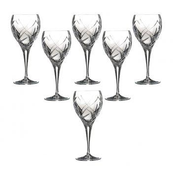 Набор бокалов для вина из 6 шт.фиона 350 мл.