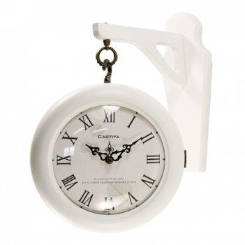 Часы настенные двухсторонние модель: 704w