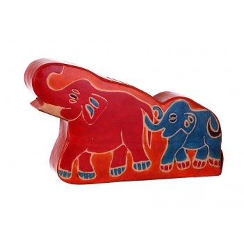 Копилка   слоны 18*12 см.