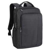 Рюкзак для ноутбука 15,6 rivacase 8262 42*31*13,5см, полиэстер, черный