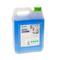 Средство для чистки и дезинфекции deso, канистра 5 кг