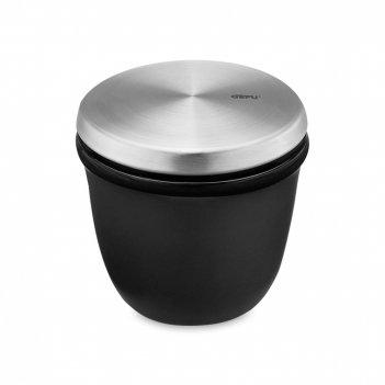 Банка для соли и специй с ложкой x-plosion, объем: 150 мл, материал: керам