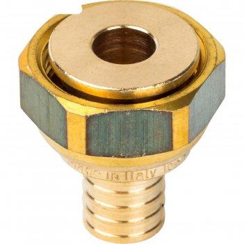 Переходник аксиальный stout sfa-0019-001634 с накидной гайкой 16x3/4 наруж
