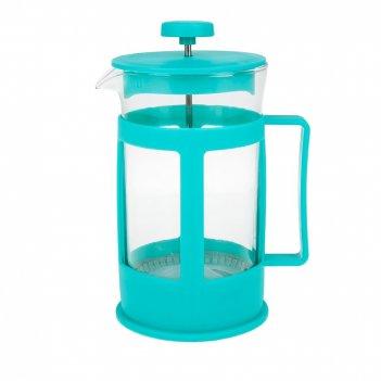 Кофейник (френч-пресс), v=650мл. (4вида) (подарочная упаковка)