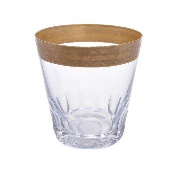 Набор стаканов для виски crystalex bohemia victoria pantograph идеал 330 м