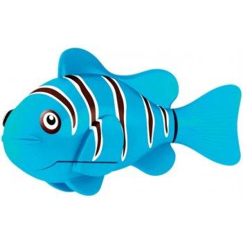 Роборыбка клоун голубая лицензионное изделие от robofish zuru