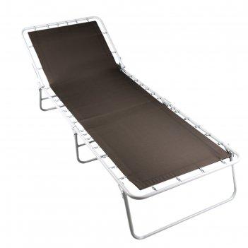 Кровать раскладная, жесткая, усиленная дрема-4, большая