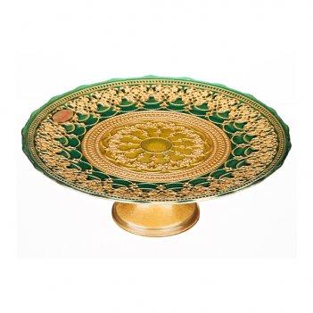 Тортовница роксолана  диаметр= 28 см, высота=10 ...