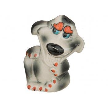 Фигурка собака №2 7*7*14 см. без упаковки