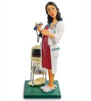 Fo-85520 статуэтка доктор (madam doctor. forchino)