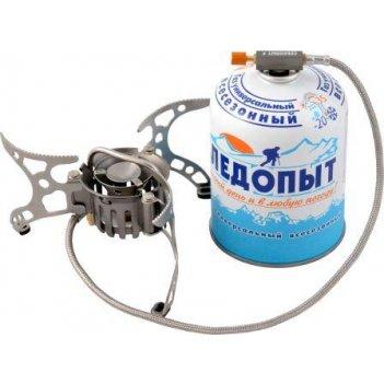 Горелка мультитоп.огонь прометея-1 (улучшенный насос + чехол)