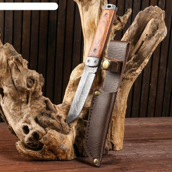 Нож охотничий танто, 23см, клинок 9,5см