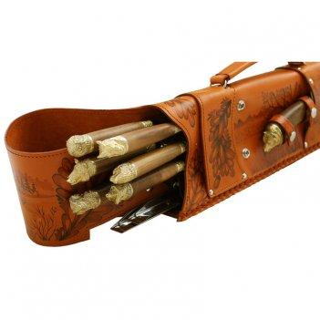 328нм6 набор шампуров «ружье»