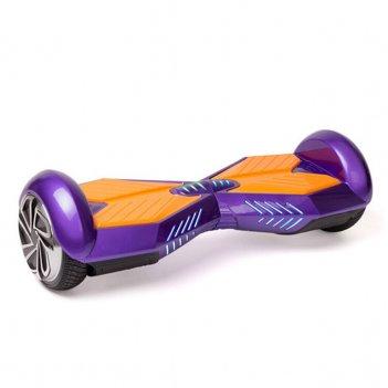 Мини-сигвей wheelboard transformers (фиолетовый) 8 дюймов