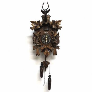 Механические часы с кукушкой sars 0533-90