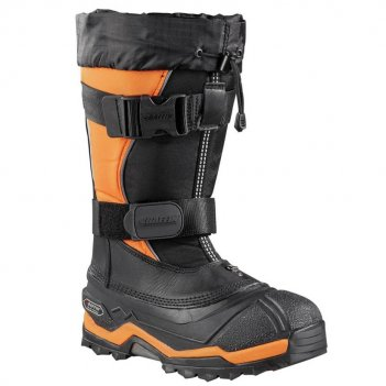 Сапоги baffin selkirk black/exp.gold 10/43