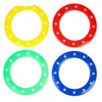 Бумеранг круг, цвета микс