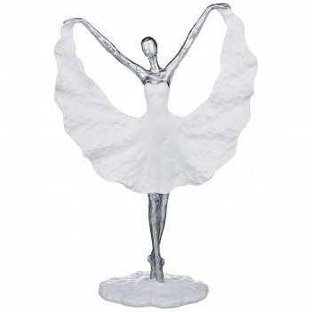 Статуэтка балерина 27,5*10,5*39,5 см. (кор=3шт.)