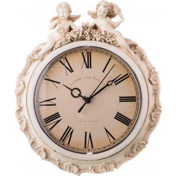 Часы кварцевые настенные 29*25*4 см. диаметр циферблата=17 см. (кор=8шт.)