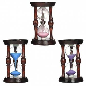 Часы песочные (20 сек), l6,5 w6,5 h11 см, 4в.