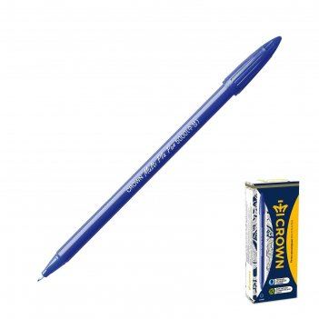 Ручка-линер смр-5000, синяя