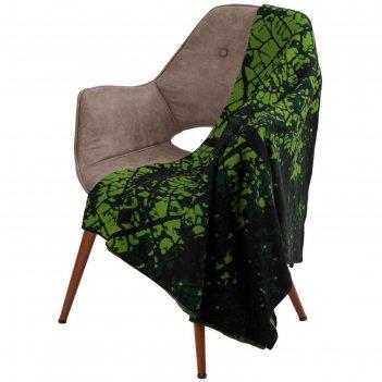 Плед evergreen, размер 100x160 см