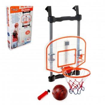 Баскетбол электроник, с электронным подсчетом очков